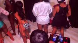 10 girls 1 guy orgy party