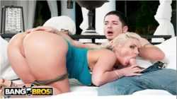 BANGBROS – Blonde PAWG Phoenix Marie Is Outstanding, Takes Anal Like Champ!