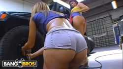 BANGBROS – Classic Anal Video Featuring PAWG Legends Cherrie Rose & Cody Lane