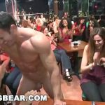 DANCING BEAR – CFNM Party – Around The World In 100 Mouths