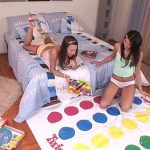 Euro Teen Erotica – College Teens with playmate bodies go Lesbian