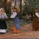 Virgins of Sherwood Forest