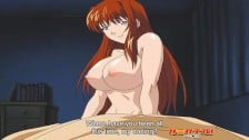 Hentai Pros – Anime Big tit redhead gets filled up with cum