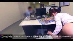 HoliVR   Japanese Office Power Harassment Japanese xxx hd sex