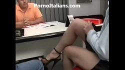 Milf italiana scopata in ufficio – milf fucking the office  sex Italian hd porn xxx